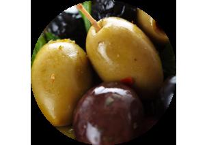 Olives - Made in Argentina