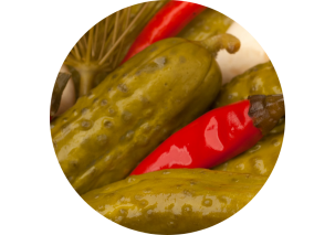 Pickles - Made in Argentina